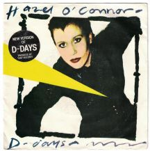 Hazel O'Connor - D-Days c/w Time Is Free (Tony Visconti Version)